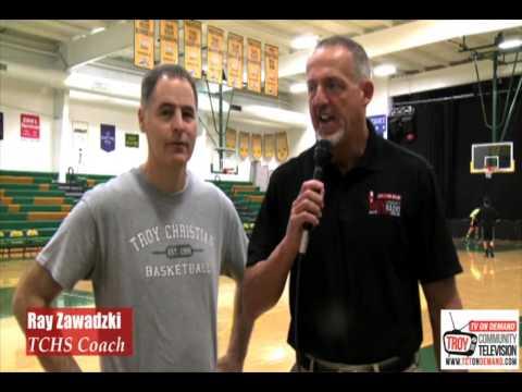 High School Basketball: Troy Christian VS Yellow Springs (12/22/15)