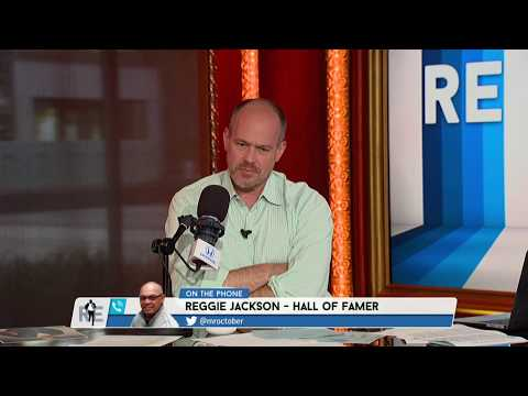 Baseball Hall of Famer Reggie Jackson Raves About Aaron Judge | The Rich Eisen Show |  7/19/7
