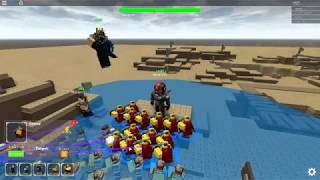 Roblox Tower Defense Simulator - Outlaw Hill