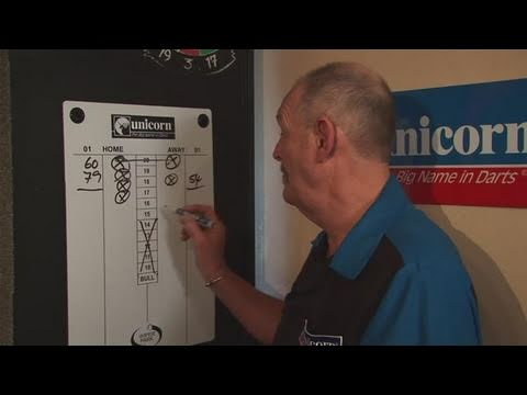 How To Score On Darts Cricket  Youtube