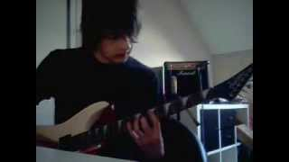 Escape the fate - My apocalypse (Dying Is Your Latest Fashion) Gitarren cover