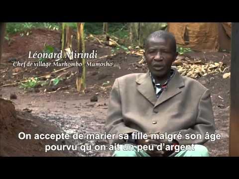 Early Marriage, Women With a Dark Future - 2015 JHR DRC Award Winner