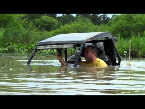 RZR's Going DEEP - River Run Swamp