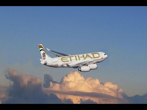 Etihad Airways Boarding Music 2014