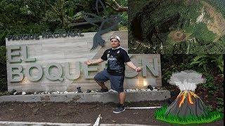 VISITANDO VOLCAN EL BOQUERON EL SALVADOR 2017/SU HISTORIA/Yo I Sanabria Vlogs
