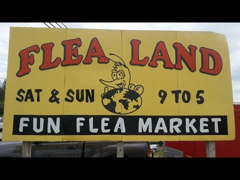 Flea Market Pick Episode 1 - Flea Land in London Kentucky