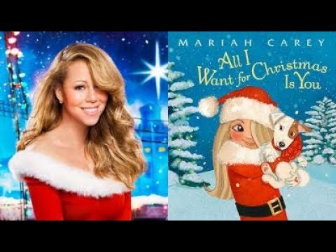 All I Want For Christmas Is You Movie.Mariah Carey S All I Want For Christmas Is You 2017 Trailer Animation Comedy Family Movie