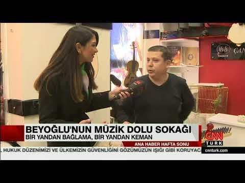 İSTANBUL'UN MÜZİK DOLU SOKAĞI - ŞAHKULU SOKAK