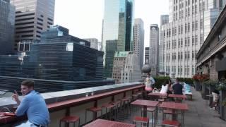 Лаунчж на крыше небоскреба Манхетена - Rooftop(, 2014-09-14T01:08:58.000Z)