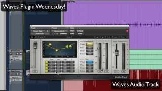 Waves AudioTrack - Waves Plugin Wednesday!