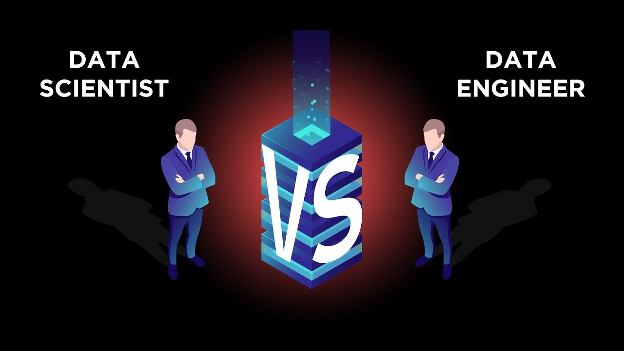Data Scientist vs Data Engineer | Difference Between Data Engineer and Data  Scientist