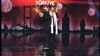 Yetenek Sizsiniz Türkiye - Durmuş Kurtboğan - 30.01.2012