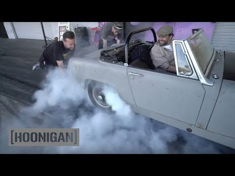 [HOONIGAN] DT 023: A Midget's 40HP Revenge, Plus a TV Show #CarSaviors
