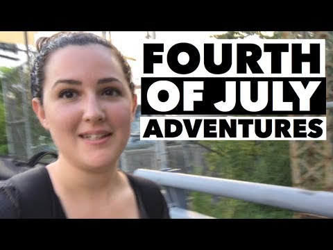 FOURTH OF JULY ADVENTURES