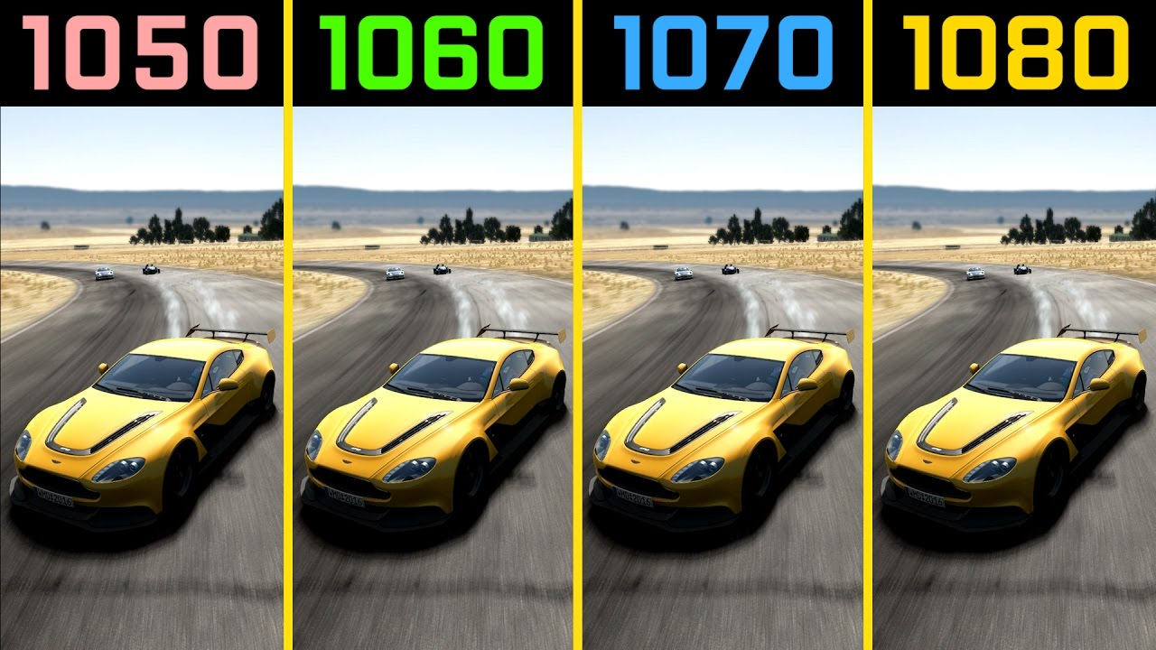 Project Cars  Benchmark