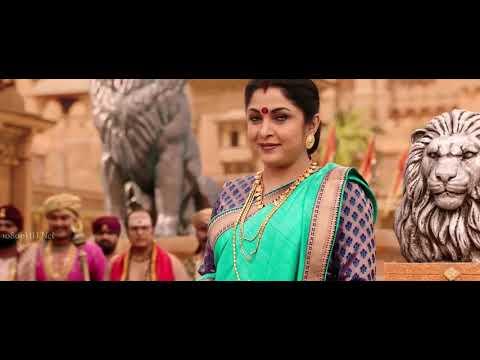 Amarendra Bahubali mass scene