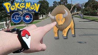Australian Plays Pokemon Go In America