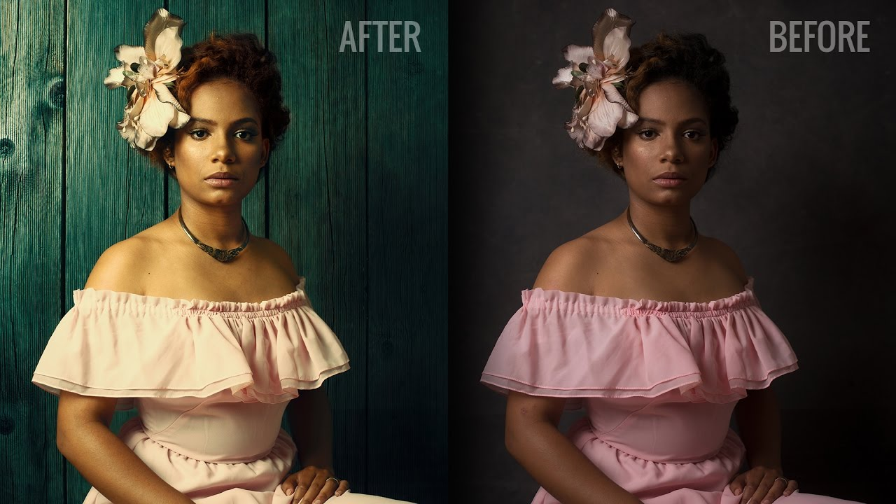 A Powerful Way to Change Background in Photoshop by Using Blend Modes