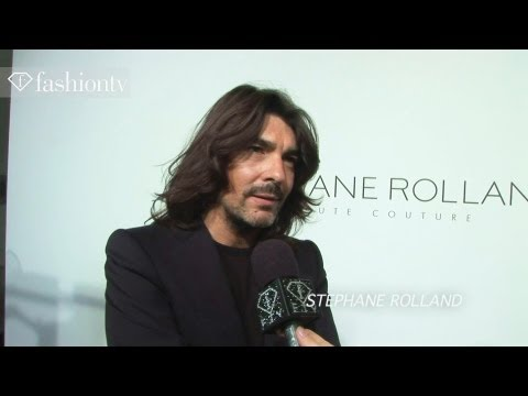 Stephane Rolland Couture Backstage Fall/Winter 2012-13 | Paris Couture Fashion Week | FashionTV