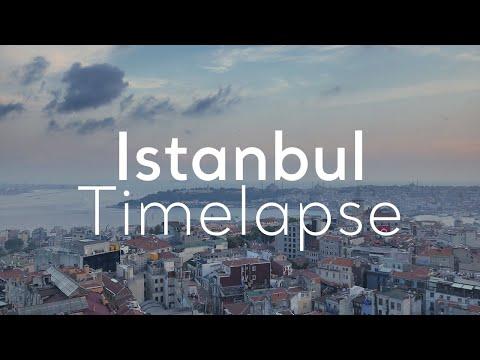 Turkey.Home - Istanbul Timelapse – A week in Turkey
