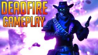 *NEW SKIN - DEADFIRE - FORTNITE Battle Royale [No Commentary Gameplay]