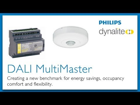 DALI MultiMaster by Philips Dynalite