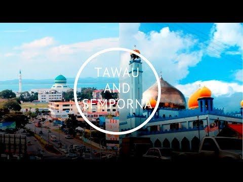 WHAT A LONG TRIP // TAWAU AND SEMPORNA