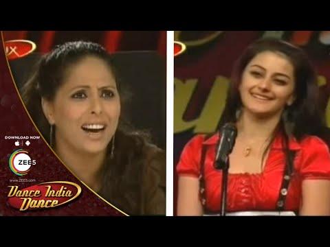 Katrina Kaif LOOK ALIKE In Dance India Dance Delhi Audition