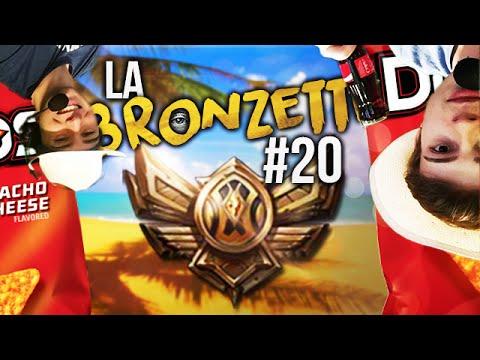 LES RETARDS - LA BRONZETTE #20 - CHAP ET ALDERIATE