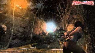 Tomb Raider 2013 HD Walkthrough Part 4 - Mountain Temple