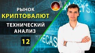 Биткоин. Ловушка или вход? Обзор Рынка Криптовалют | 12.02.18 | Трейдинг Криптовалютами