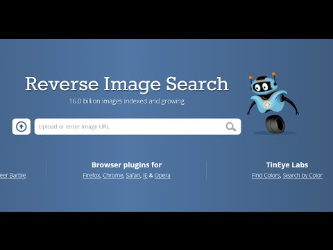 TinEye Best Reverse Image Search Engine