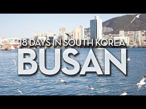 Korea Trip | Busan: Haeundae Beach, Jagalchi Market, and Sunrise Festival