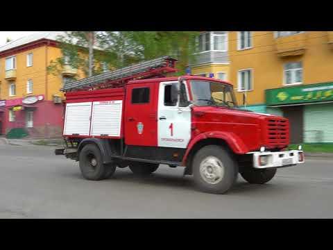 Новости Прокопьевска | Пожар по ул. Ноградская, 11