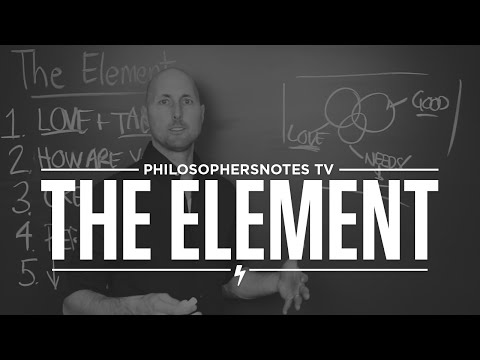 The Element by Ken Robinson