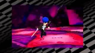 Persona Q P3 MC Trailer: Japanese vs English