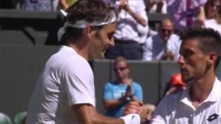 Live @ Wimbledon 2015 – Day 2