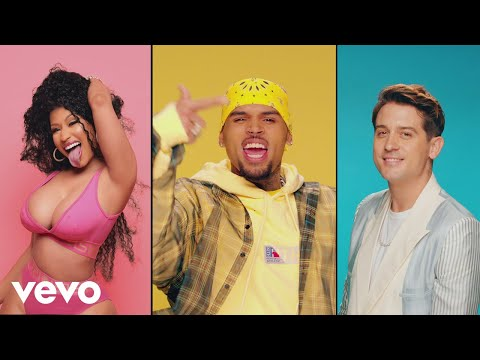 Chris Brown - Wobble Up (Official Video) ft. Nicki Minaj, G-Eazy Mp3