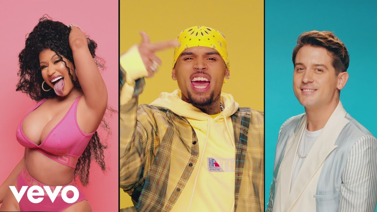 Chris Brown - Wobble Up (Official Video) ft  Nicki Minaj, G-Eazy