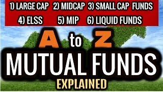 Top Performing Mutual Funds | Each Category Explained #PART 1