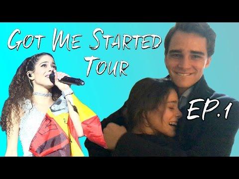 EP1: Comienza el GMS Tour + Sorpresa a PEPE #TiniYoutube | TINI
