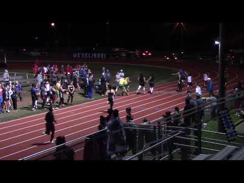 Hawkins High School Varsity mile relay 2019 #trending,#sports