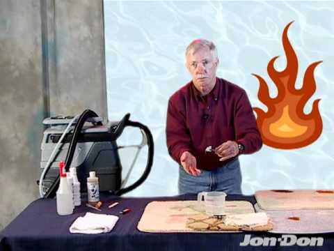 How To Perform The Burn Test On Carpet Amp Upholstery Fibers