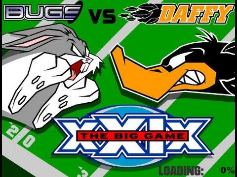 LMPD Arcade :: Bugs Vs Daffy Football