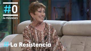 LA RESISTENCIA - Entrevista a Verónica Forqué | #LaResistencia 14.09.2020