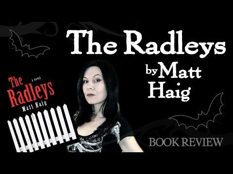 Typicalbooks 05 The Radleys By Matt Haig Horror Book Review