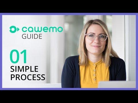 BPMN Tutorial - Part 01: Simple BPMN Process in 3 min