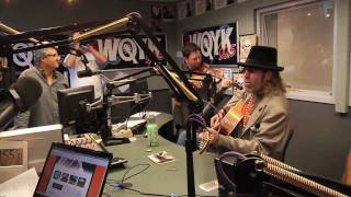 """To Find a Heart"" live at WQYK in Tampa, FL"