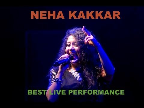 neha-kakkar-best-live-performance