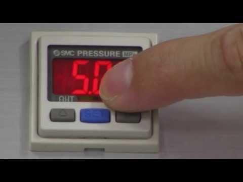 smc pressure switch